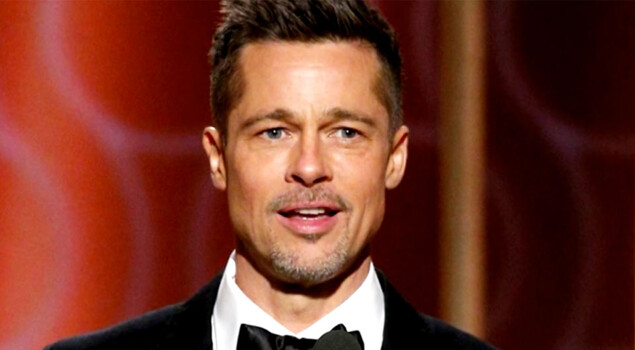 Golden Globes 2017: l'ovazione di Hollywood per Brad Pitt. Video
