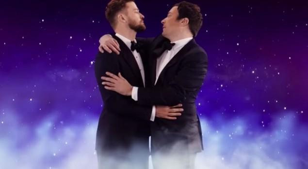 Golden Globes 2017, Jimmy Fallon danza insieme a Hollywood nel video d'apertura