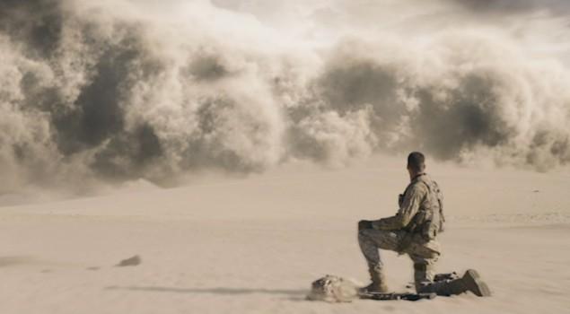 Tempesta nel deserto: Roberto Recchioni descrive lo spettacolo dentro Mine