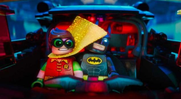 Box Office USA, LEGO Batman batte Cinquanta Sfumature di Nero