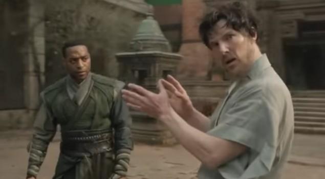 Doctor Strange: blooper e papere nella gag reel. Video