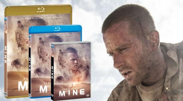 I Blu-ray e Dvd di febbraio: da Mine a La ragazza del treno