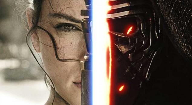 """Star Wars: la Lucasfilm conferma una """"misteriosa connessione"""" tra Rey e Kylo Ren"""