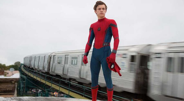 Avengers: Infinity War, Tom Holland dà fuoco al suo script. Il video