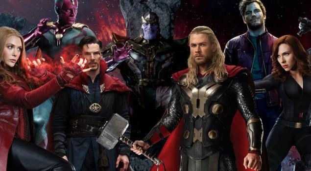 Avengers: Infinity War, tante eccitanti sorprese nel primo video dal set