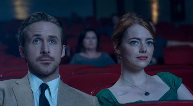 Oscar 2017 – Un cinema di Londra proietta scherzosamente 20 secondi di La La Land prima di Moonlight