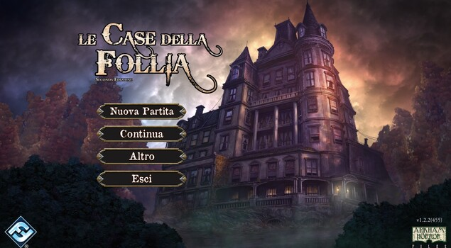 Le case della follia, il boardgame horror con app gestionale