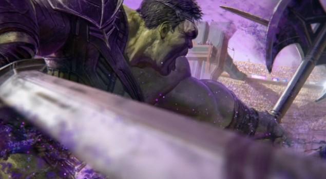 Thor: Ragnarok, primo sguardo a Hulk gladiatore nei nuovi concept art