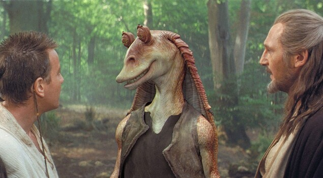 Star Wars: ecco che fine ha fatto Jar Jar Binks! [Spoiler]