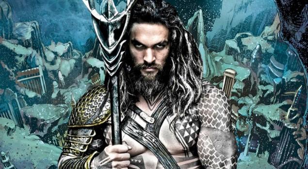 Aquaman: la nuova foto dal set ci mostra una bellissima Amber Heard nei panni di Mera