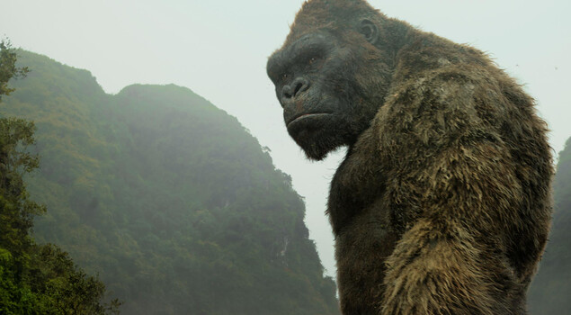 Box Office Usa, Kong: Skull Island domina la top ten con 61 milioni di dollari