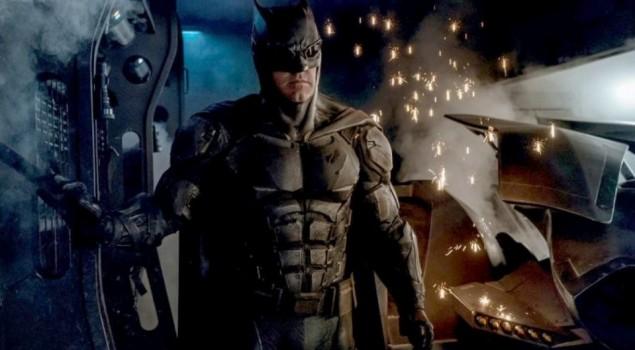 Justice League: una foto dal set dei reshoot ci mostra la nuova Batmobile del Cavaliere Oscuro