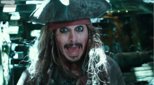 Pirati dei Caraibi: La Vendetta di Salazar, ecco il nuovo avvincente trailer!