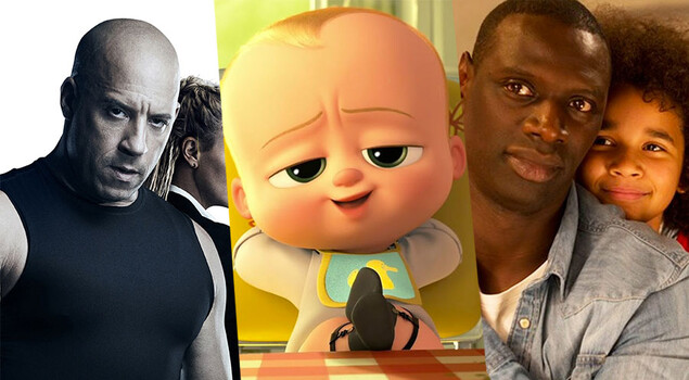 Box Office Italia, Fast & Furious 8 ancora in testa. Bene le new entry Baby Boss e Famiglia all'improvviso