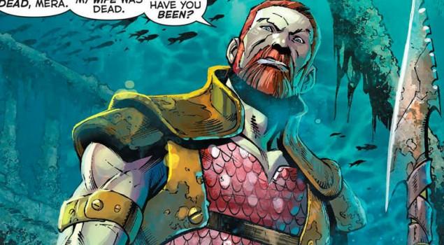 Aquaman: Dolph Lundgren sarà il villain Re Nereus