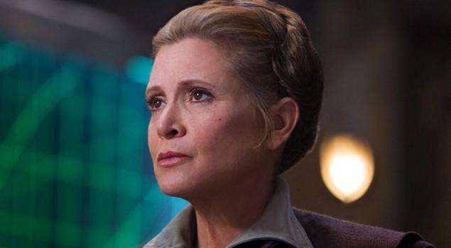 Carrie Fisher: l'autopsia rivela tracce di cocaina, ecstasy e oppiacei nel corpo dell'attrice