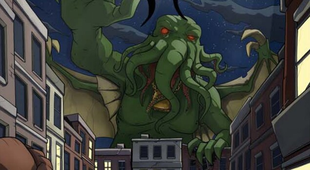 Cthulhu Realms: il boardgame ispirato a H.P. Lovecraft