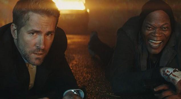 The Hitman's Bodyguard: Ryan Reynolds e Samuel L. Jackson nel primo trailer