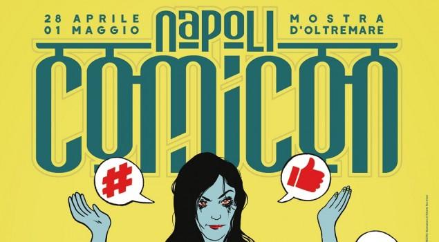 Napoli Comicon 2017: svelato il programma completo