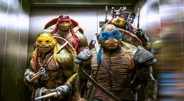Tartarughe Ninja: le migliori scene d'azione del film prodotto da Michael Bay