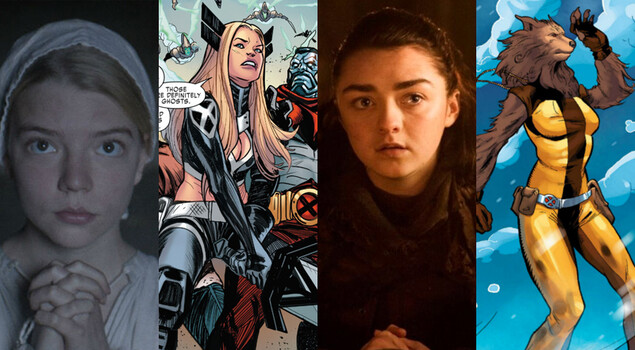 Maisie Williams e Anya Taylor-Joy confermate per New Mutants