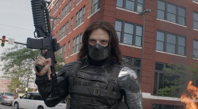 Avengers: Infinity War, il Soldato d'Inverno è arrivato sul set?