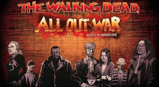 The Walking Dead: la lotta tra sopravvissuti e zombi prosegue col board game