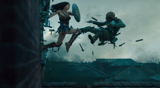 Wonder Woman: online il nuovo trailer!