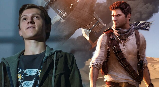 Tom Holland vorrebbe Jake Gyllenhaal o Chris Pratt nel film di Uncharted