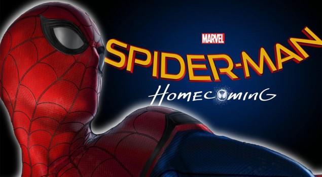 Spider-Man Homecoming: il paracadute dell'Uomo Ragno nel concept inedito