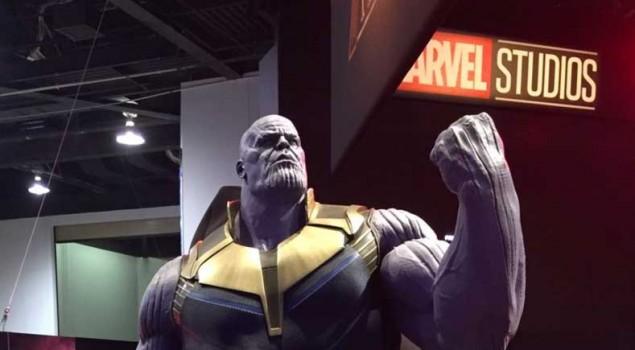 D23: le foto di Thanos, Black Panther e Thor Ragnarok alla convention della Disney