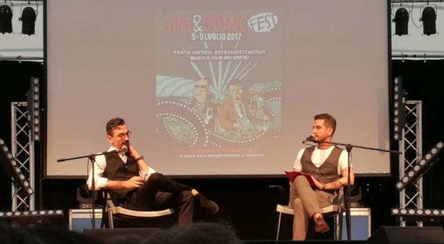 Cine&Comic Fest: tutte le novità sul futuro di Dylan Dog svelate durante l'incontro con Roberto Recchioni