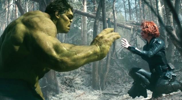 Avengers: Infinity War, possibili spoiler sul rapporto tra Vedova Nera e Hulk
