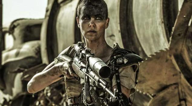 Charlize Theron vorrebbe girare un film su Furiosa