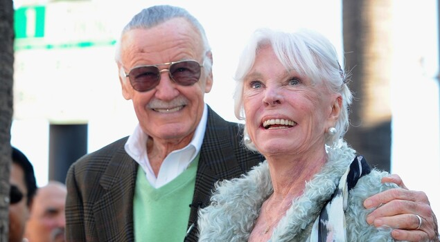 È morta Joan Lee, la moglie di Stan Lee