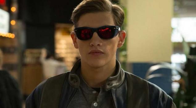 Tye Sheridan è il giovane Ciclope sul set di X-Men: Dark Phoenix