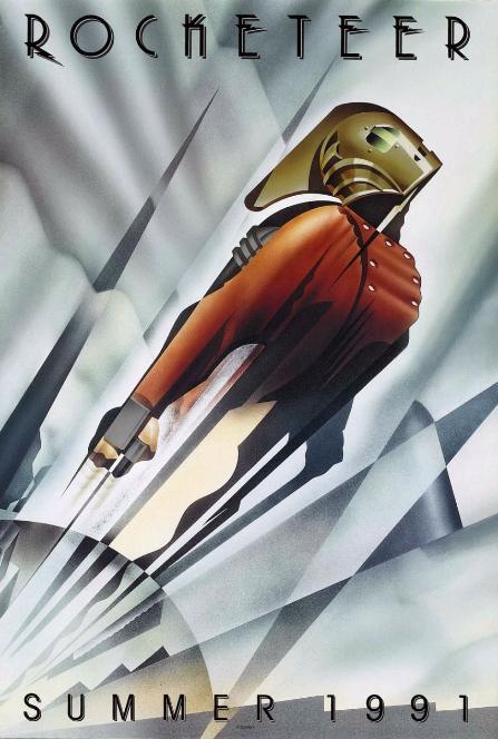 Le avventure di Rocketeer (1991)