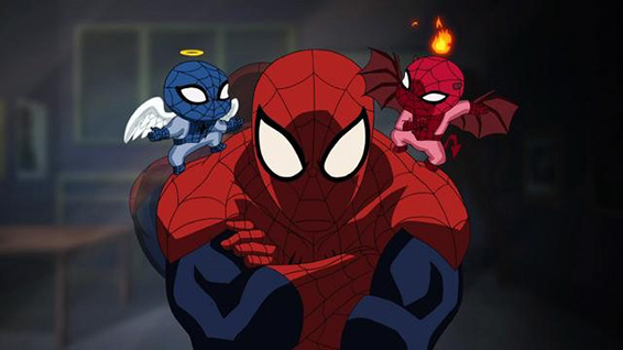 Spider-Man animato