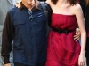 Anne Hathaway e Jonathan Demme.