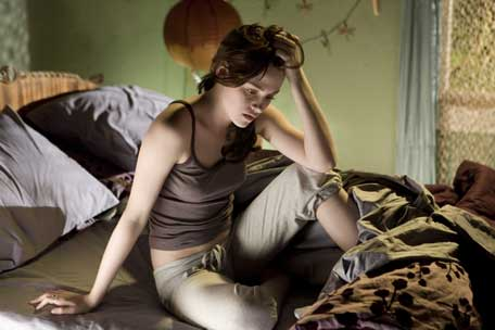 Bella tormentata dalle pene d'amore per Edward.