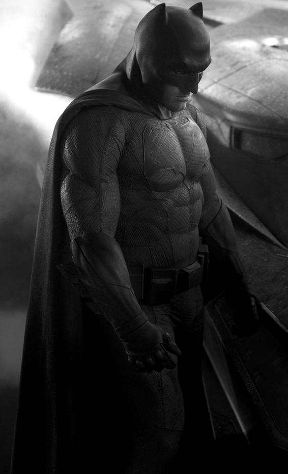 Ben Affleck Batman V Superman Car Tuning