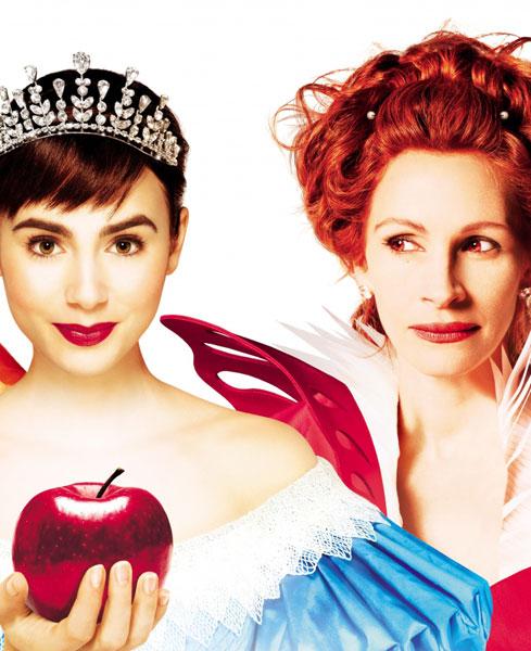 Biancaneve e la regina