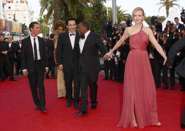 Cannes 2012 - Red Carpet The Paperboy