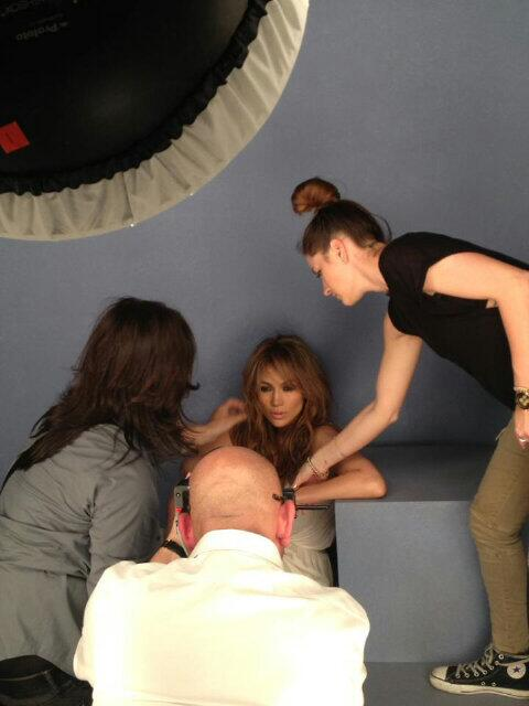 Jennifer Lopez via Twitter
