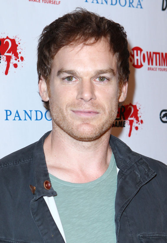 Comic-Con 2012 - Dexter red carpet