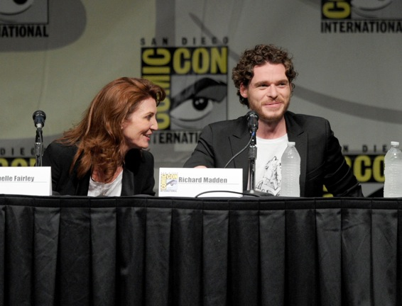 Comic-Con 2012 - Il trono di spade