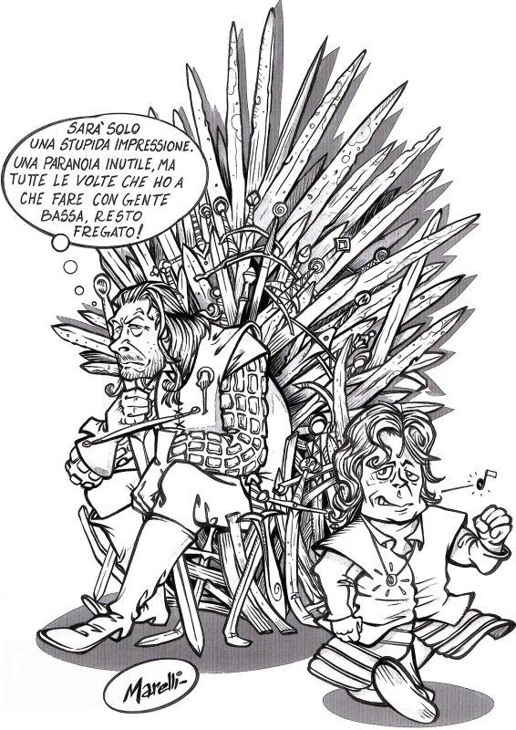 Contest disegna il tuo re e vinci i gadget del trono di spade la photogallery con tutti i - Disegna il tuo giardino ...