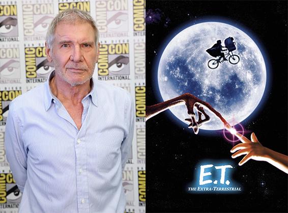 Harrison Ford | E.T. - L'extra-terrestre