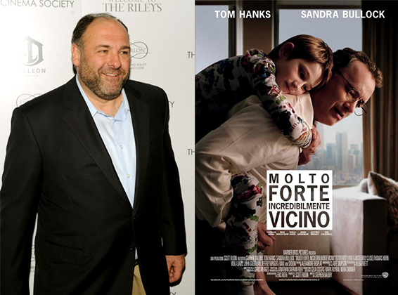 James Gandolfini | Molto forte Incredibilmente vicino
