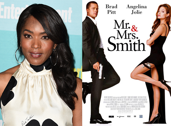 Angela Bassett | Mr. & Mrs. Smith